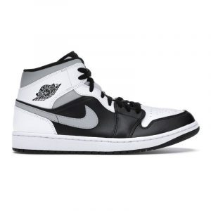 Jordan 1 Mid White Shadow - Swan Fashion Store