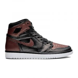 Jordan 1 Retro High Fearless Metallic Rose Gold (W) - Swan Fashion Store