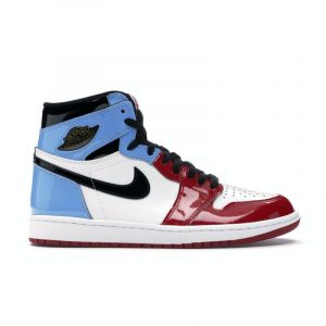 Jordan 1 Retro High Fearless UNC Chicago - Swan Fashion Store