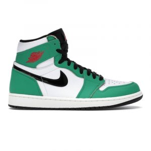 Jordan 1 Retro High Lucky Green (W) - Swan Fashion Store