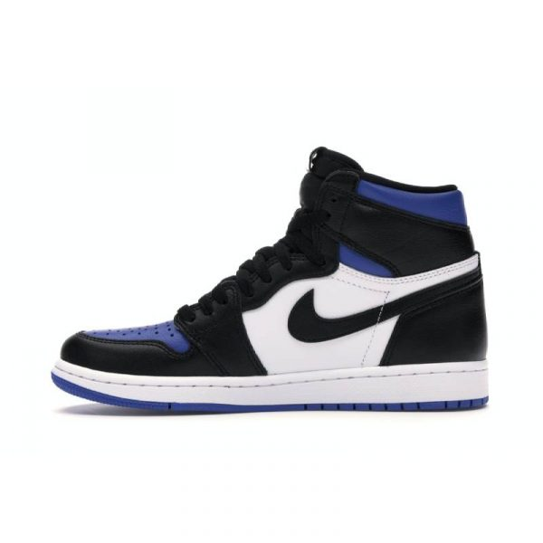 Jordan 1 Retro High Royal Toe - Swan Fashion Store
