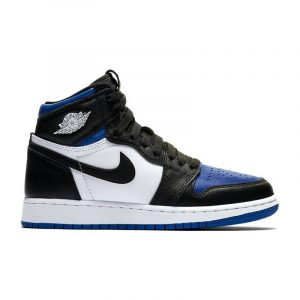 Jordan 1 Retro High Royal Toe (GS) - Swan Fashion Store