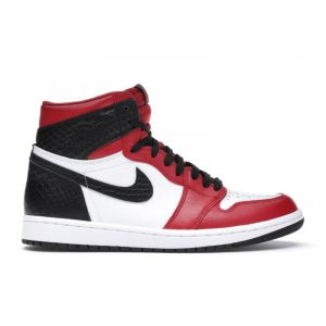 Jordan 1 Retro High Satin Snake Chicago (W) - Swan Fashion Store