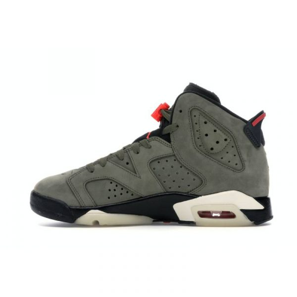 Jordan 6 Travis Scott (GS) - Swan Fashion Store