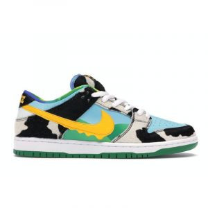 Nike SB Dunk Low Ben a Jerrys Chunky Dunky - Swan Fashion Store