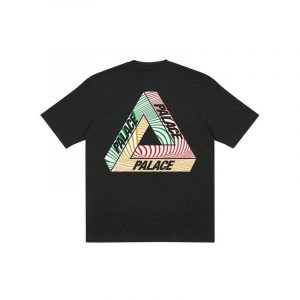 Palace Tri-Tex Tee Black - Swan Fashion Store