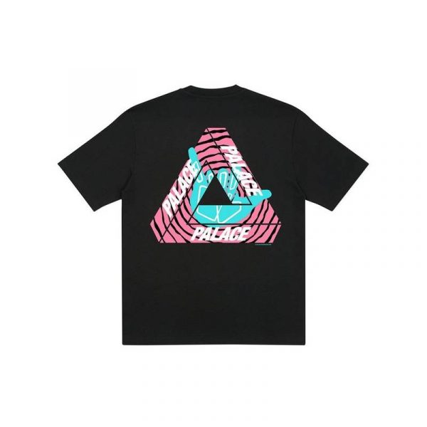 Palace Tri-Zooted Shakka Tee Black - Swan Fashion Store