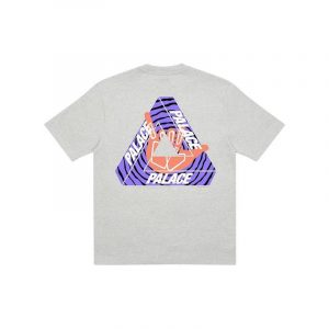 Palace Tri-Zooted Shakka Tee Grey - Swan Fashion Store