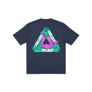 Palace Tri-Zooted Shakka Tee Navy - Swan Fashion Store