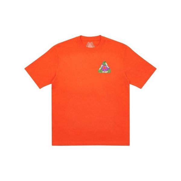 Palace Tri-Zooted Shakka Tee Orange - Swan Fashion Store