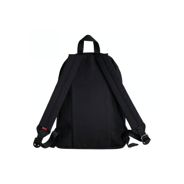 Supreme Canvas Backpack Black - Swan Fashion Store