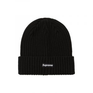 Supreme Overdyed Beanie (SS20) Black - Swan Fashion Store