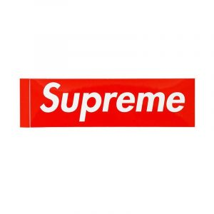 Supreme Sticker - Swan Fashion Store
