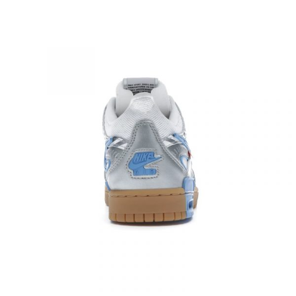 Nike Air Rubber Dunk Off-White UNC 3