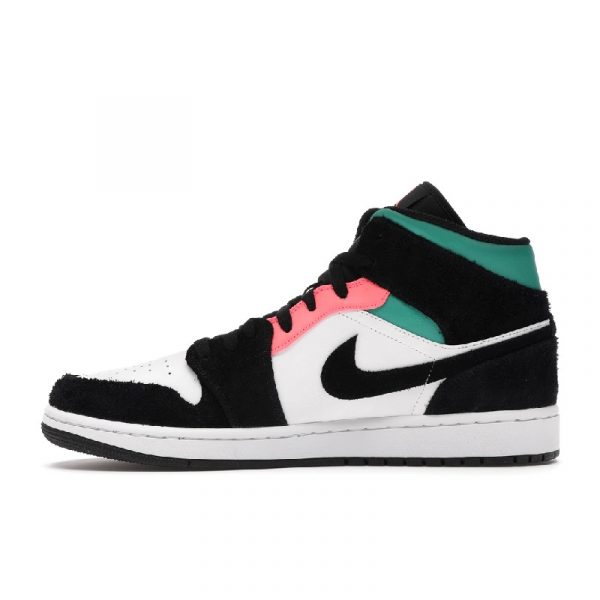 Jordan 1 Mid SE South Beach 3