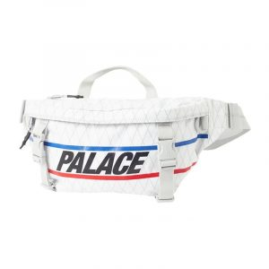 Palace Dimension Bun Bag White