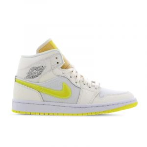 Jordan 1 Mid SE Voltage Yellow (W)