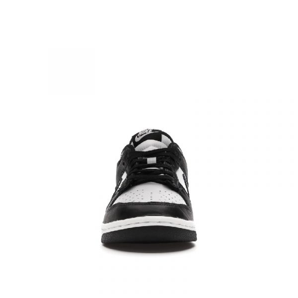 Nike Dunk Low White Black (2021) (W) 1