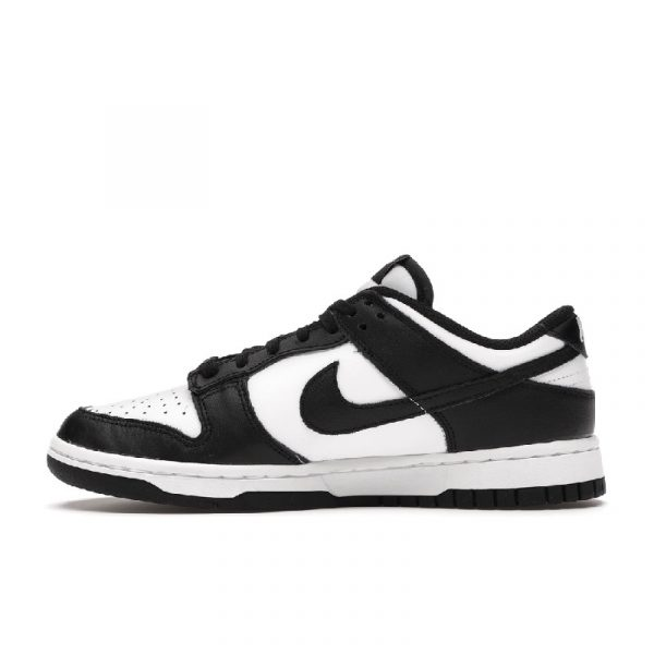 Nike Dunk Low White Black (2021) (W) 2