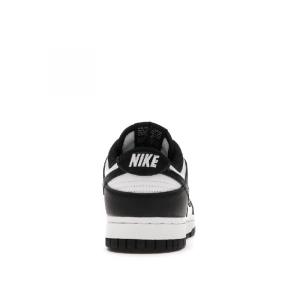 Nike Dunk Low White Black (2021) (W) 3