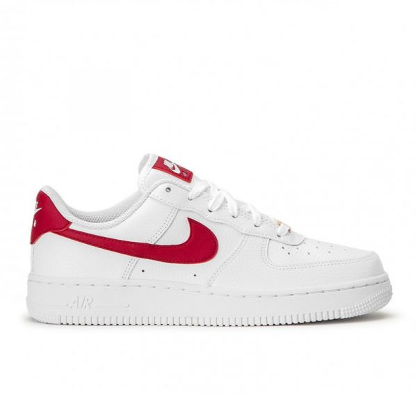 Nike WMNS Air Force 1 ´07 Low (White Red)