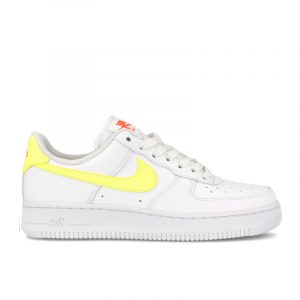 Nike Air Force 1 ´07 White Citron (W)