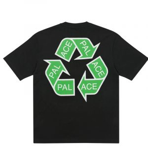 Palace P Cycle T-Shirt Black