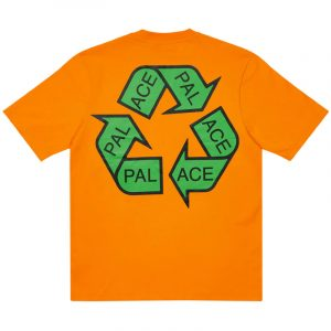 Palace P Cycle T-Shirt Orange