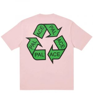 Palace P Cycle T-Shirt Pink