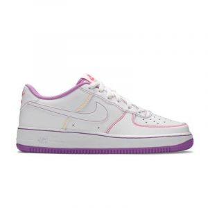Air Force 1 Low Constrast Stitch Fuchsia Glow (GS)