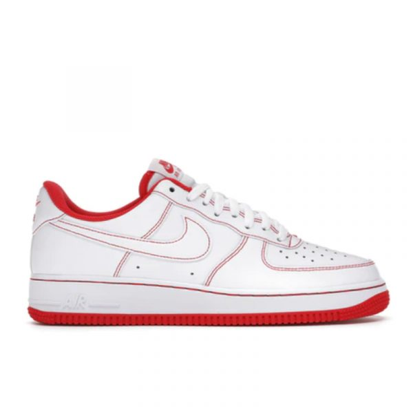 Air Force 1 Low White Red